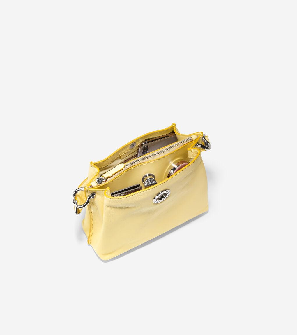 WOMENS Small Turnlock Bucket Bag