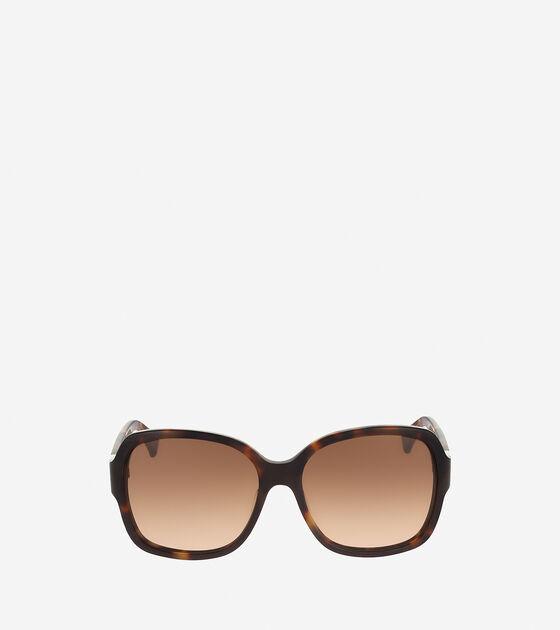 Travel Musts > Square Acetate Sunglasses