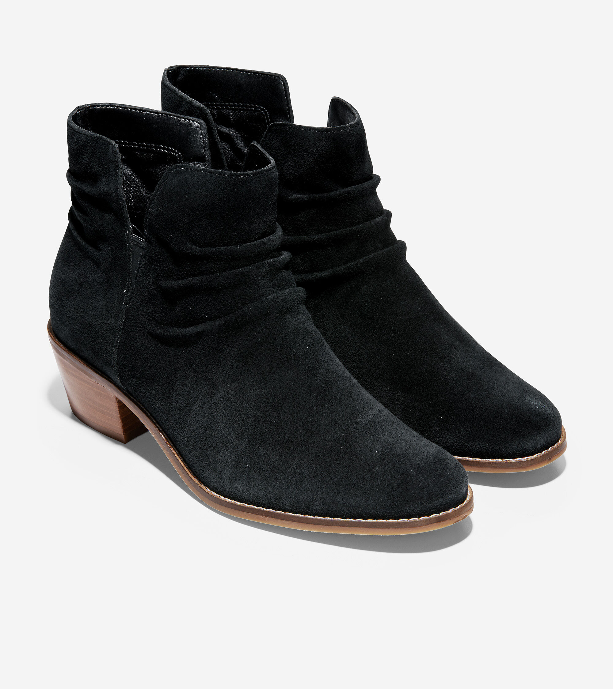 cole haan alayna slouch booties