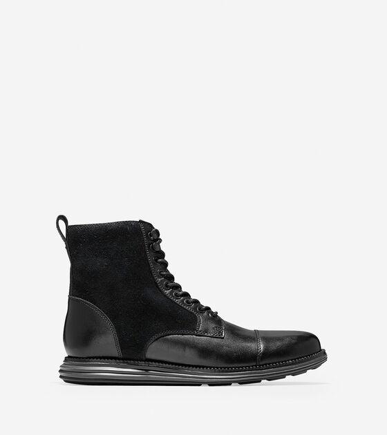 Boots > Men's ØriginalGrand Cap Toe Boot