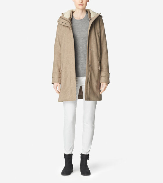 Bags & Outerwear > 4-in-1 Hooded Parka