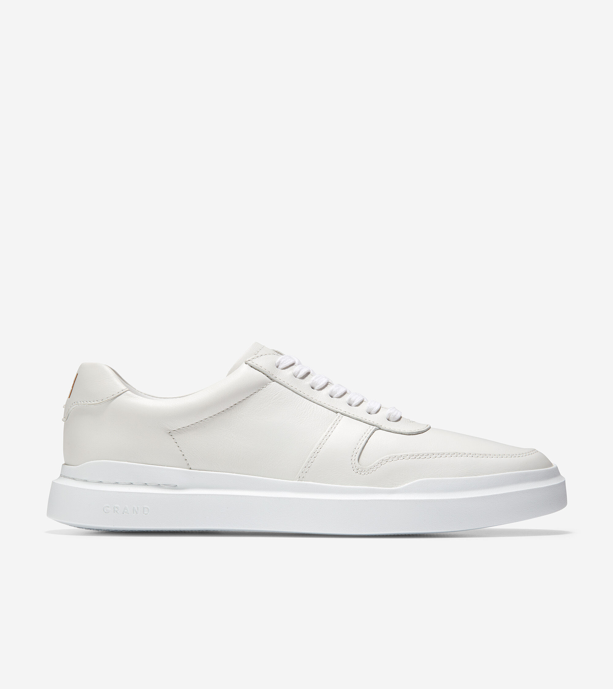 Rally Court Sneaker in Optic White
