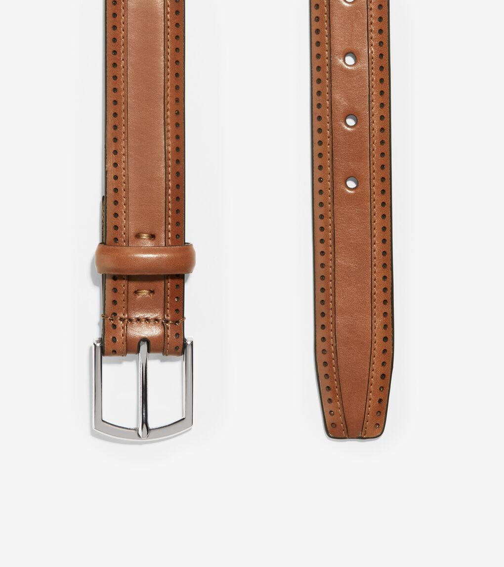 MENS Dawson 32mm Perforated Belt
