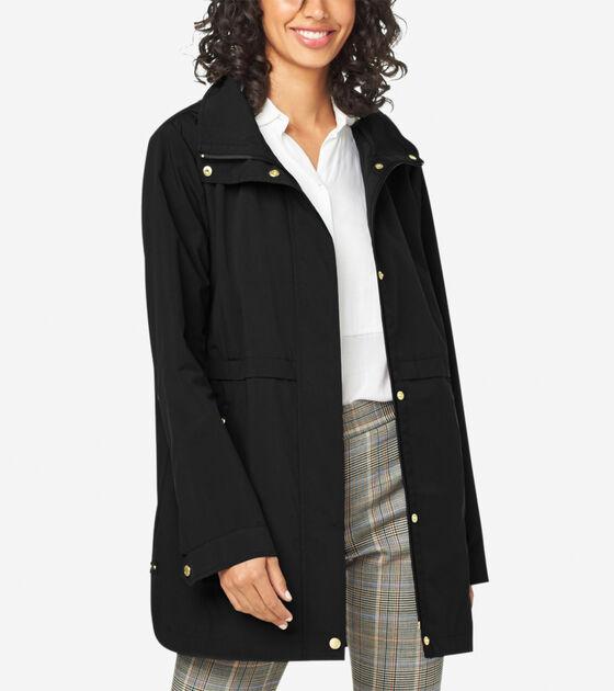 Outerwear > Packable Rain Jacket