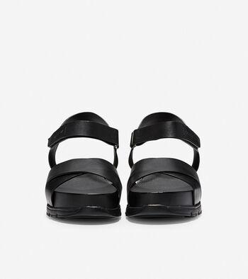 Women's ZERØGRAND Crisscross Sandal