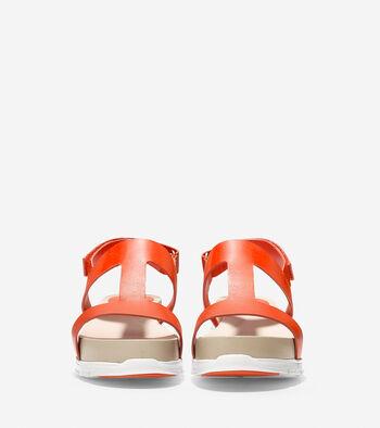 Women's ZERØGRAND T-Strap Sandal