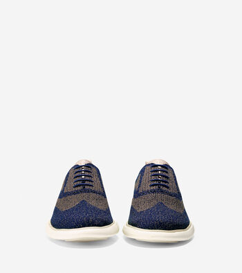 Men's 2.ZERØGRAND Oxford with Stitchlite™