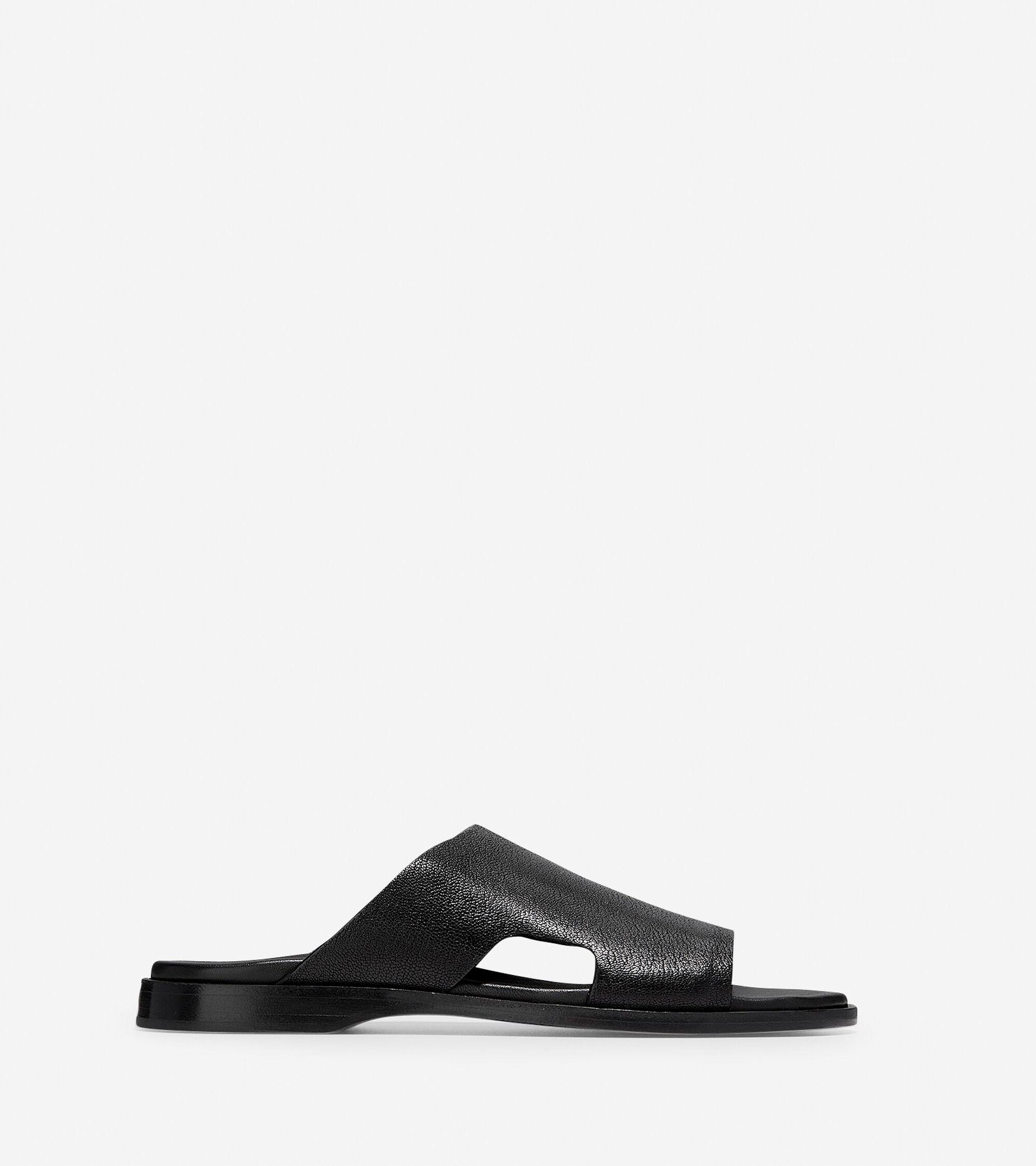 1d67b023fca7 Men s Goldwyn Slide Sandals in Black