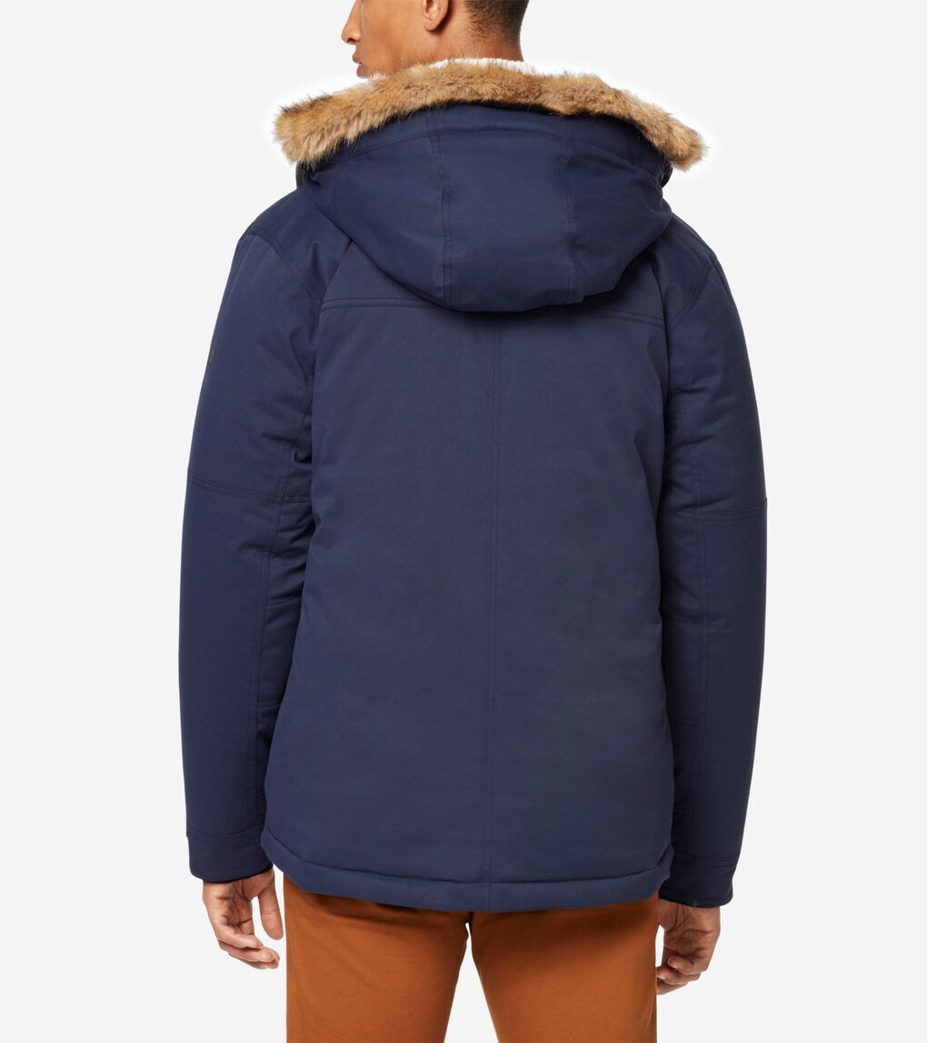 Mens ZERØGRAND Explore Parka
