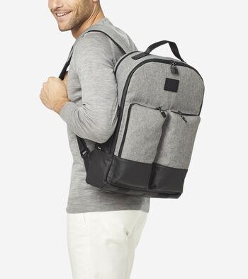 Sawyer Trail Nylon Backpack