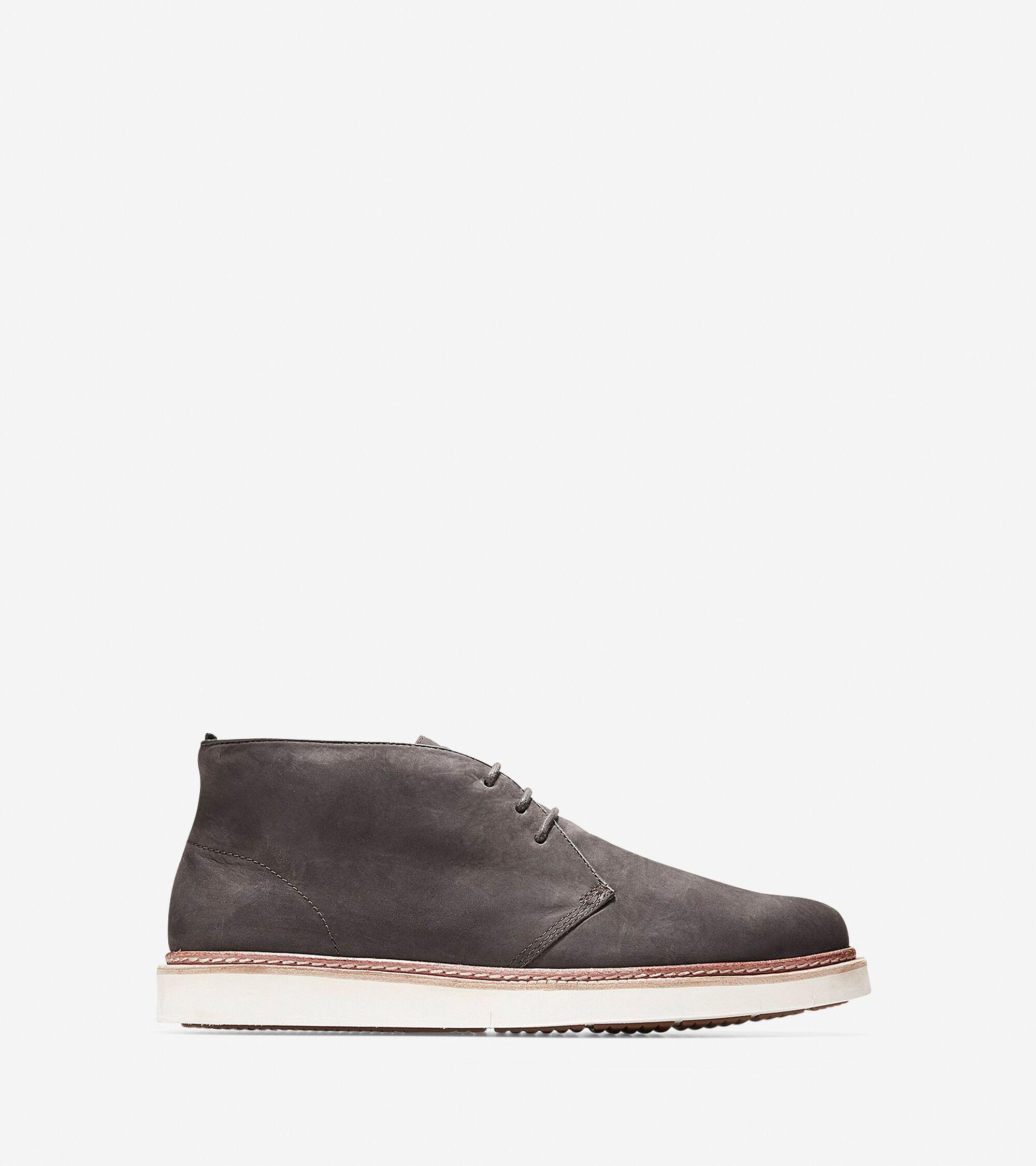 82282848684 Men s Tanner Chukka Boots in Dark Roast-Ivory