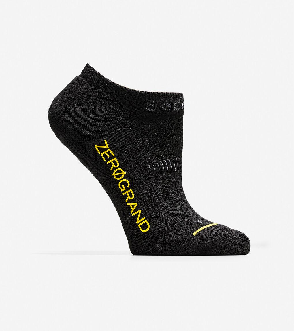 Womens ZERØGRAND Low Cut Sock