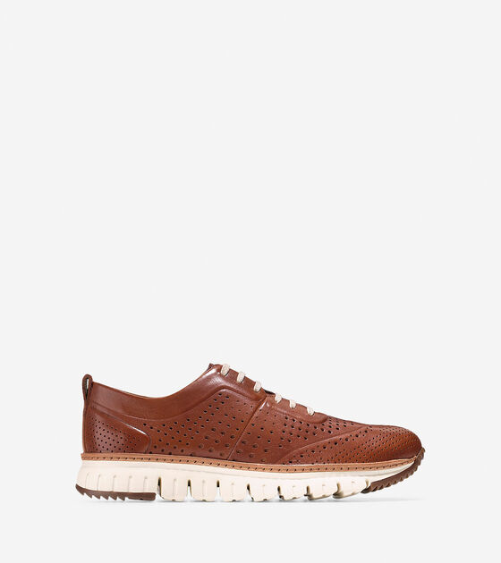 Shoes > Men's ZERØGRAND Perforated Sneaker