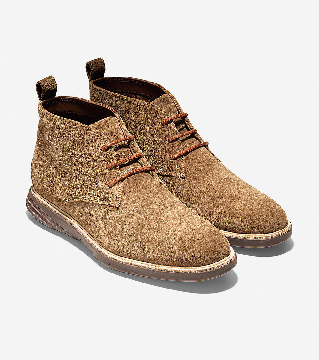 Mens Grand Evolution Chukka