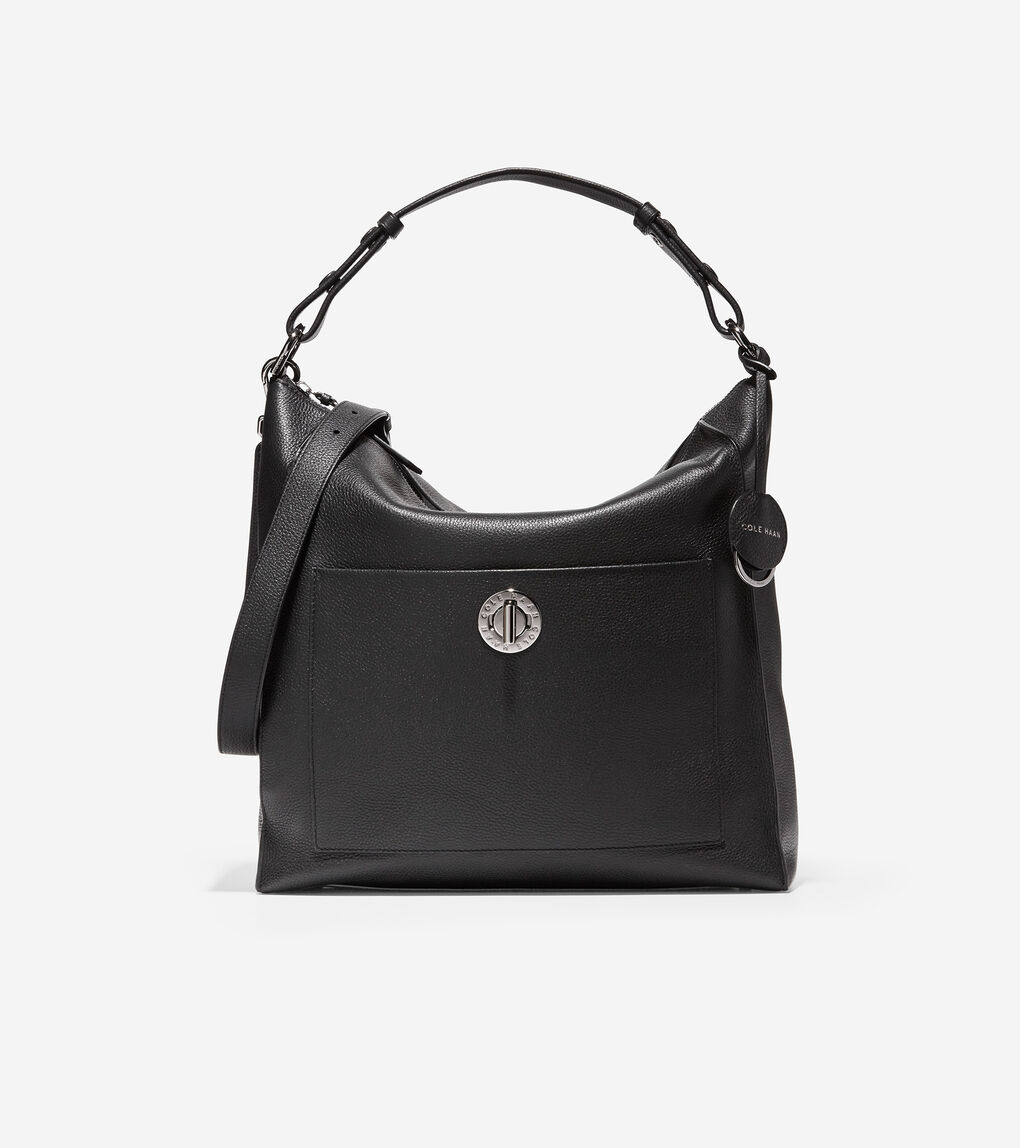WOMENS Turnlock Shoulder Bag