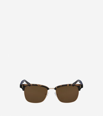 Square Clubmaster Sunglasses