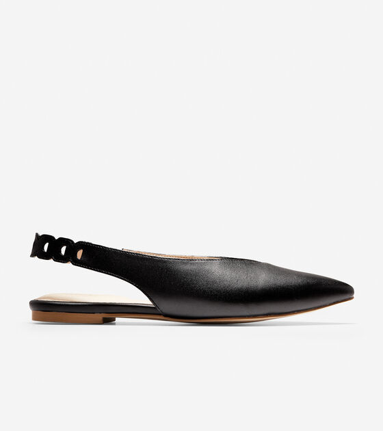 Ballet Flats > Merrit Skimmer Flat