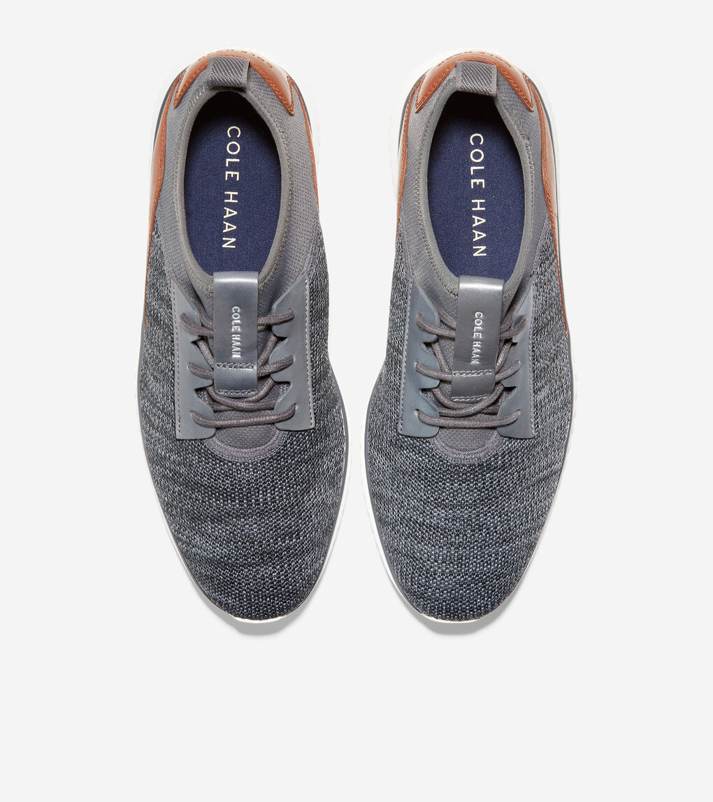 MENS Grandsport Knit Sneaker