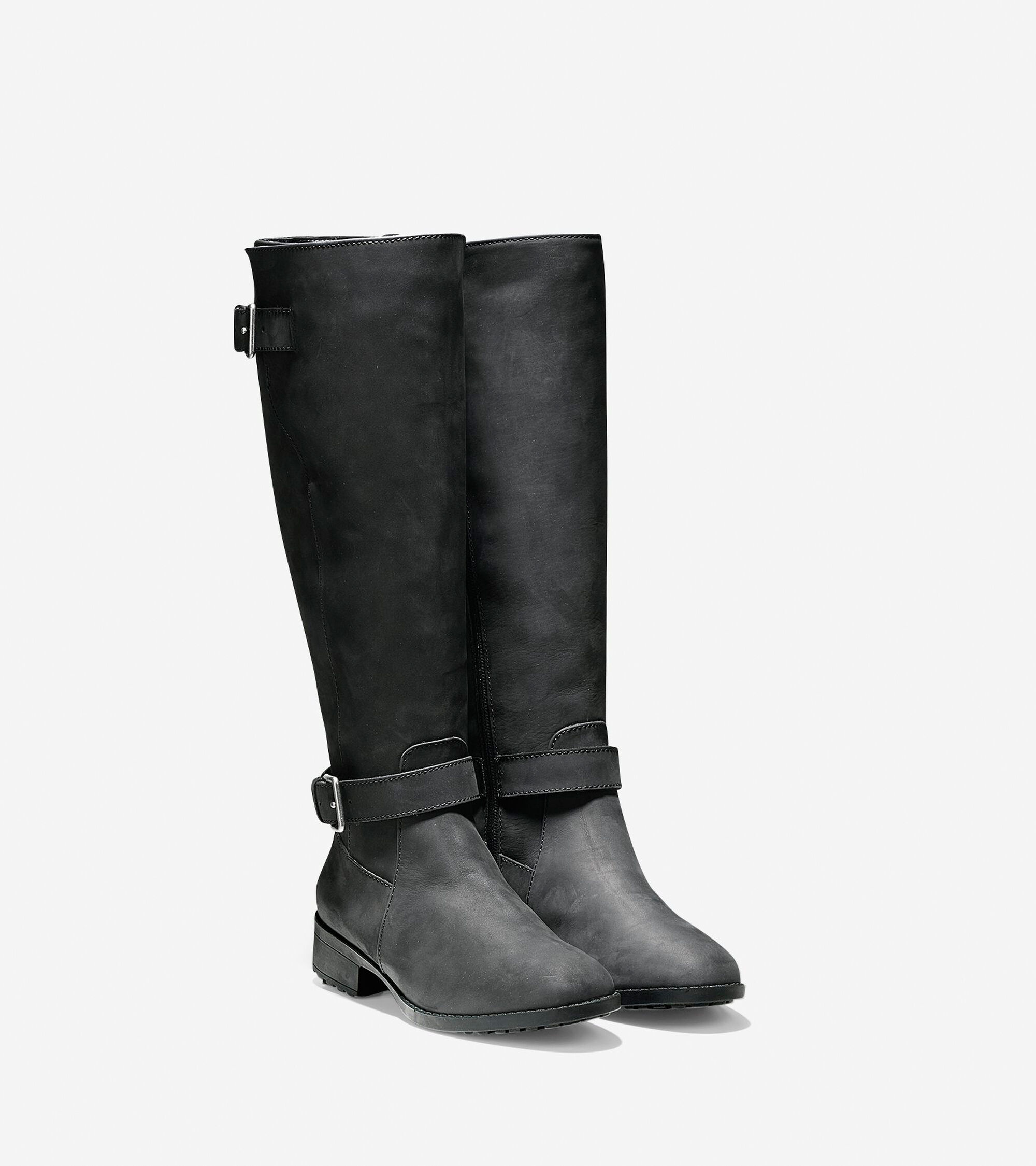 c020a3f3b5f6 Women s Hastings Waterproof Boots Extended Calf in Black