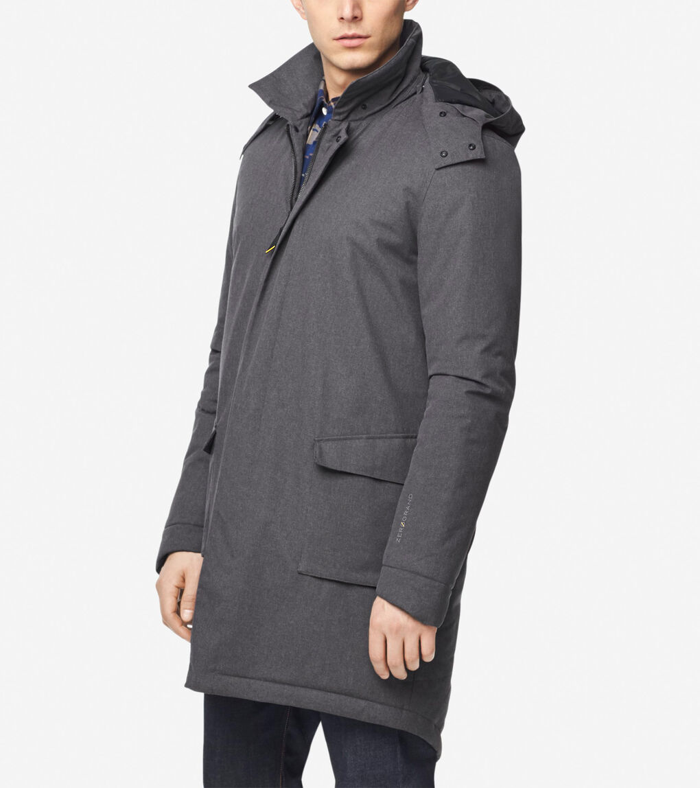 Mens ZERØGRAND Winter City Parka