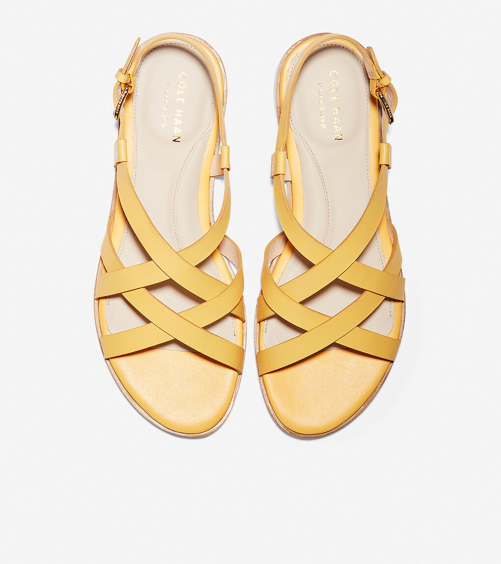 Womens Analeigh Grand Strappy Sandal