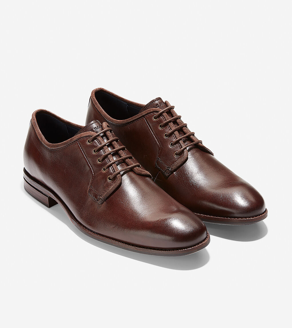 Mens Warner Grand Postman Oxford
