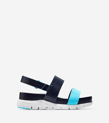 Women's ZERØGRAND Slide Sandal (30mm)
