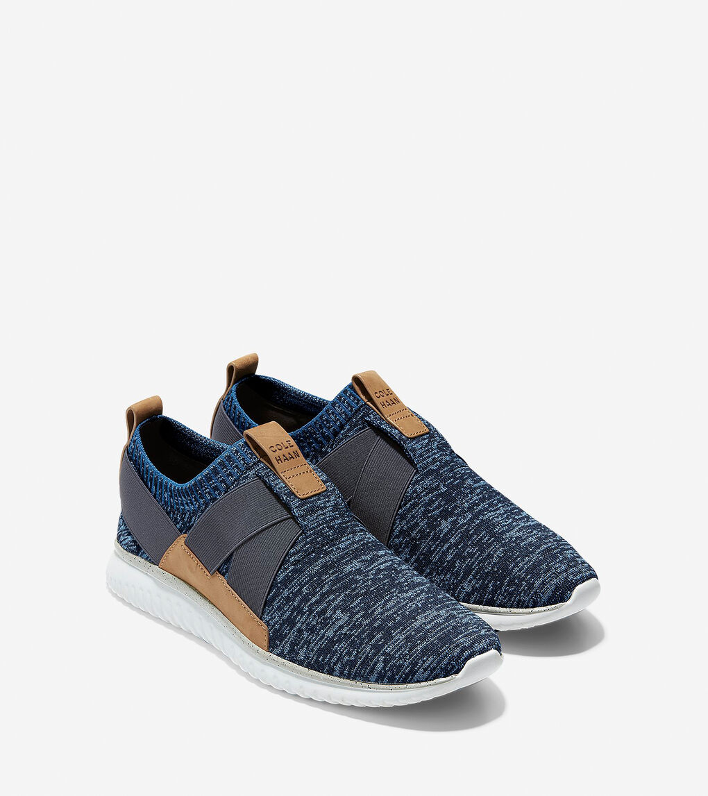 Mens GrandMøtion Slip-On Sneaker