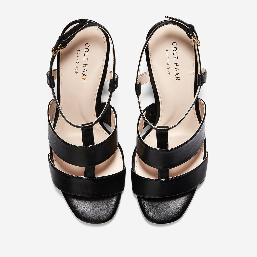 Womens Cherie Grand Block Heel Sandal (85mm)