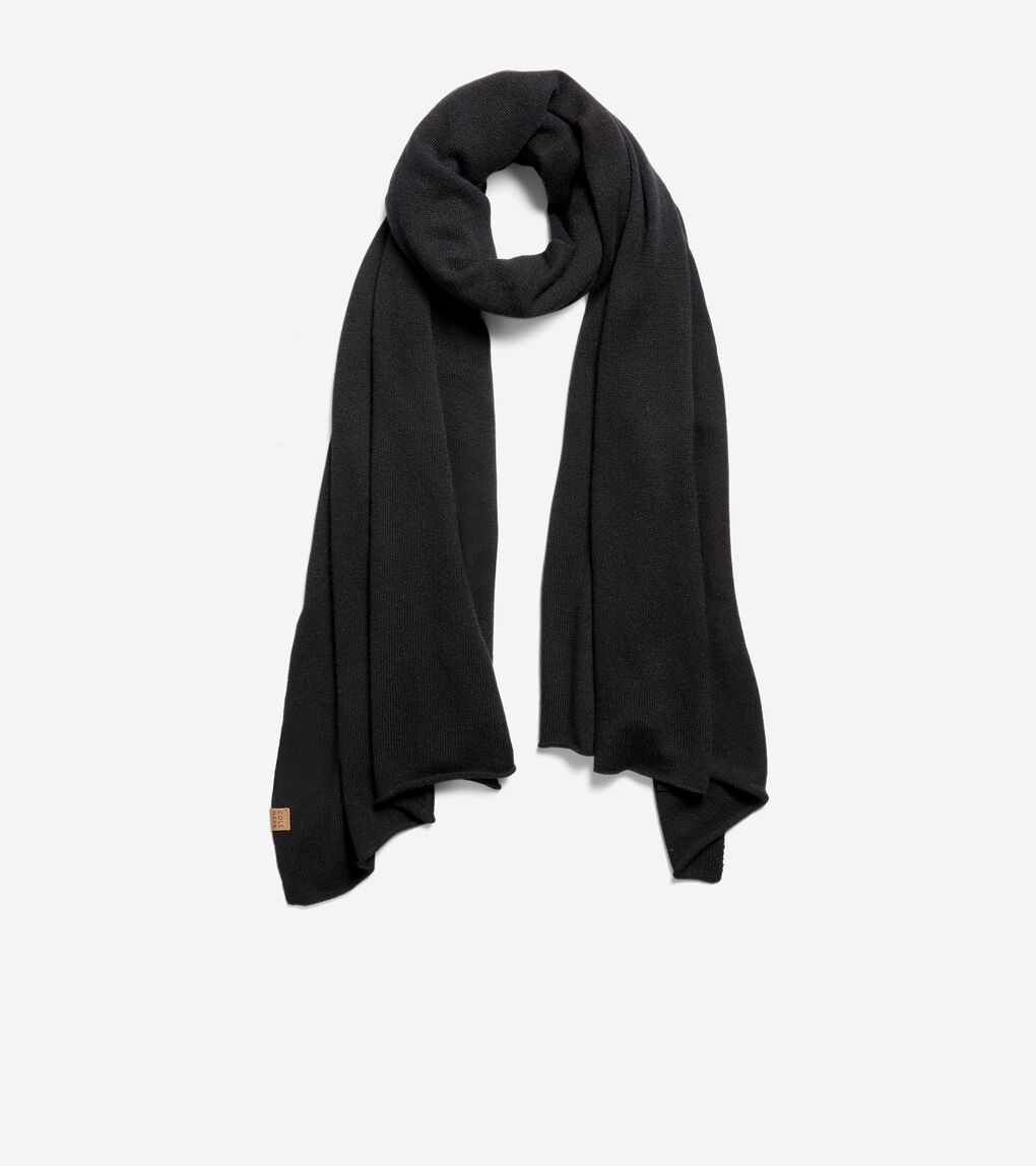 WOMENS GRANDSERIES Cashmere Wool Travel Wrap