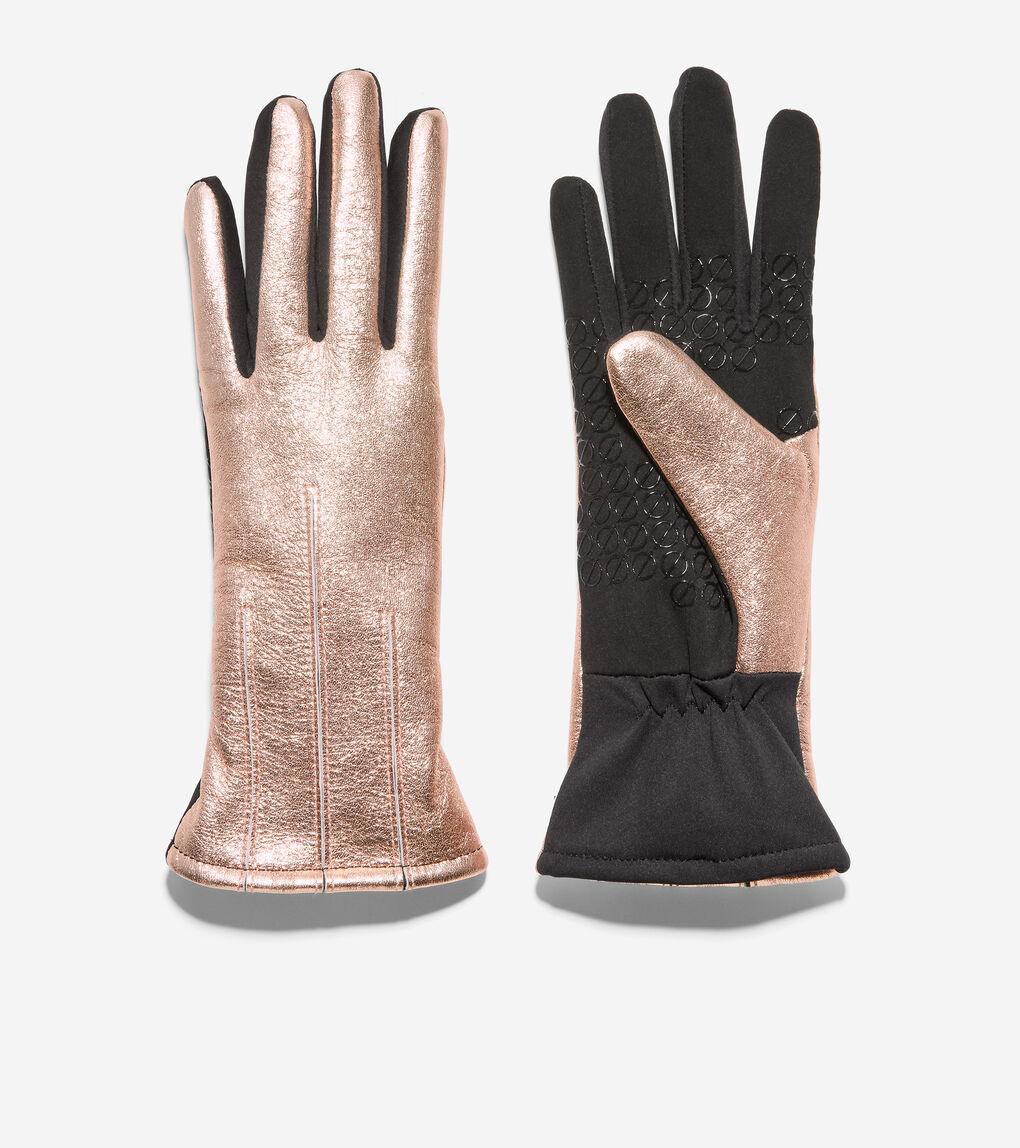 WOMENS ZERØGRAND Leather Glove