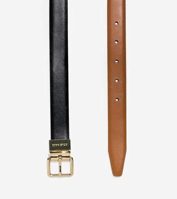 Reversible Feather Edge Belt