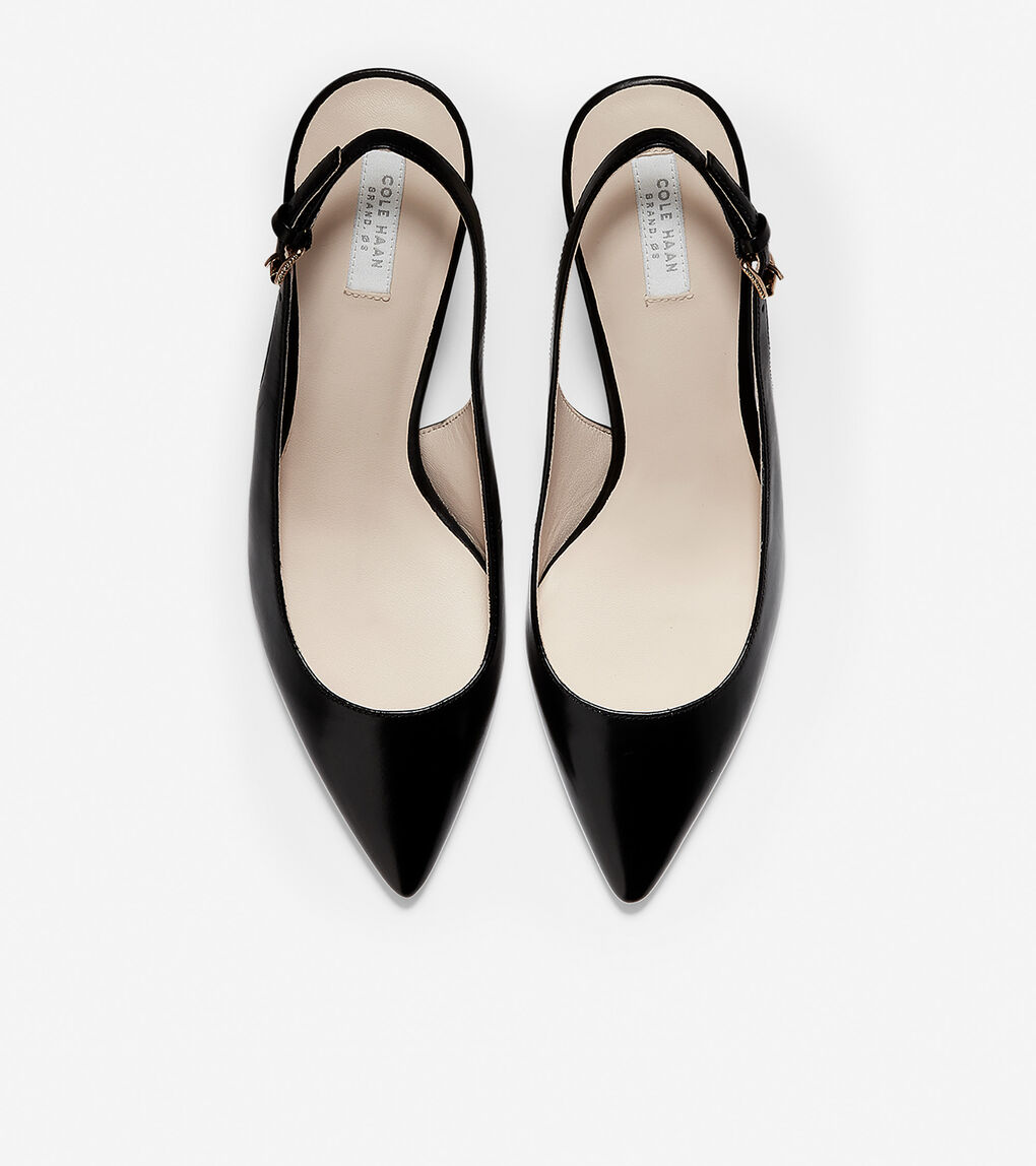 Womens Vesta Slingback Pump (65mm)