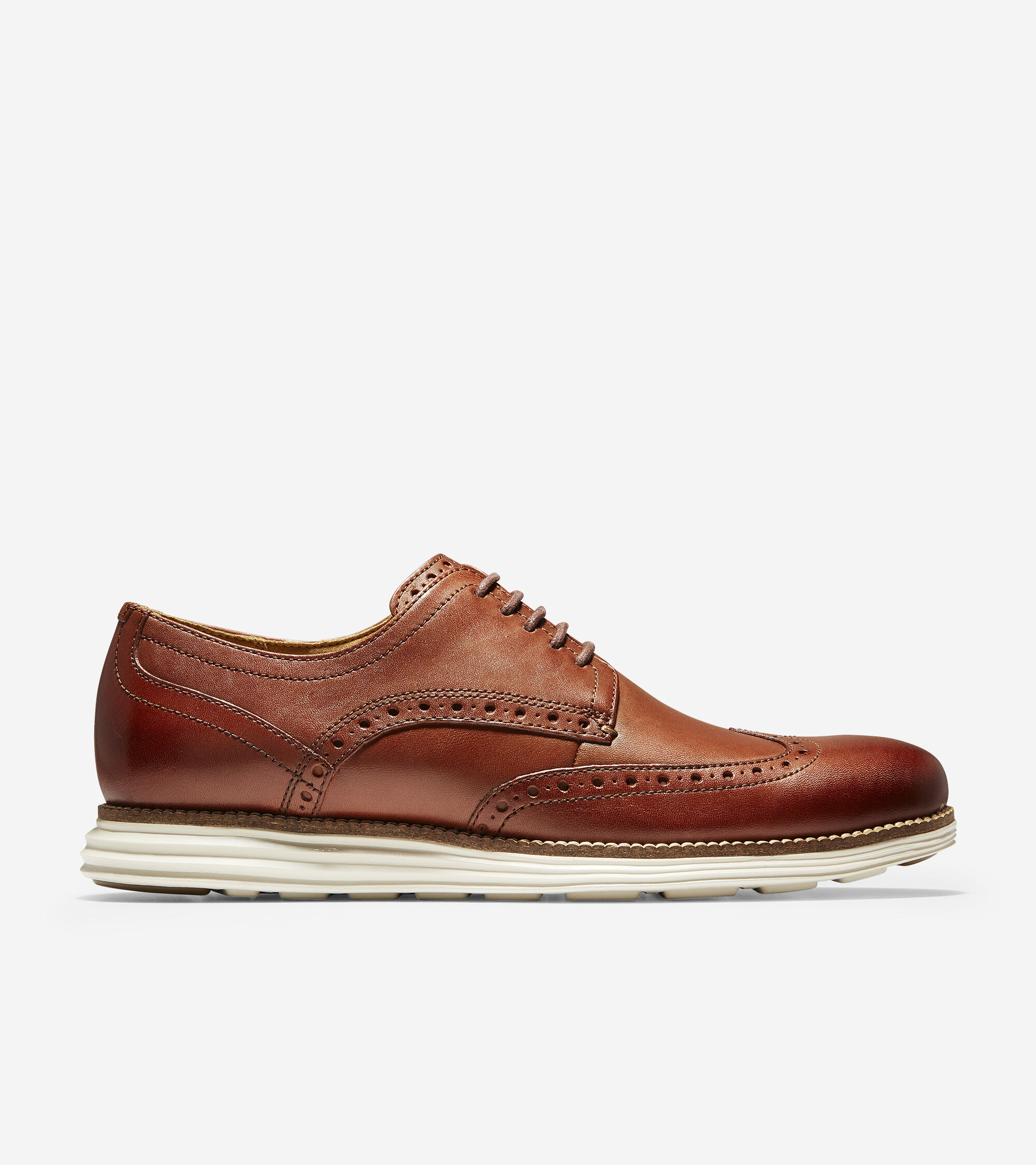 best service f74a7 e0b92 Men s OriginalGrand Wingtip Oxfords in Woodbury-Ivory   Cole Haan