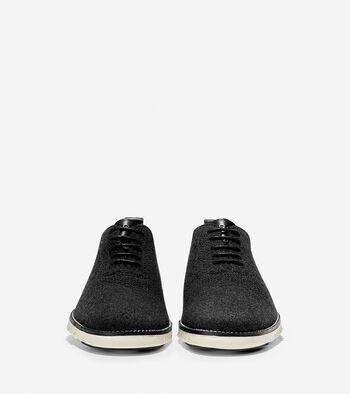 Men's ZERØGRAND Oxford with Stitchlite™ Wool