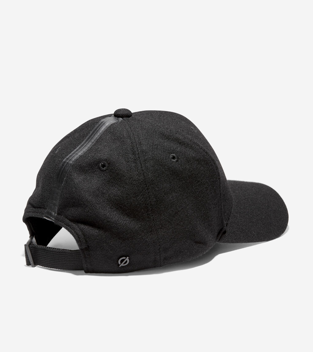 Mens ZERØGRAND Wool Baseball Hat