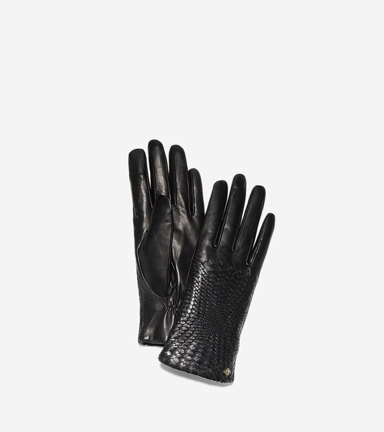 Accessories > Genevieve Weave Gloves
