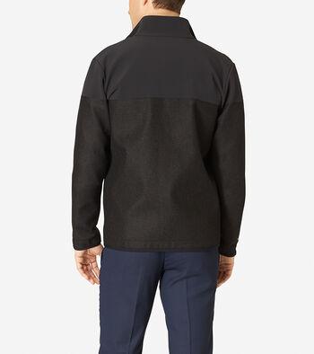 ZERØGRAND Fleece Zip Jacket