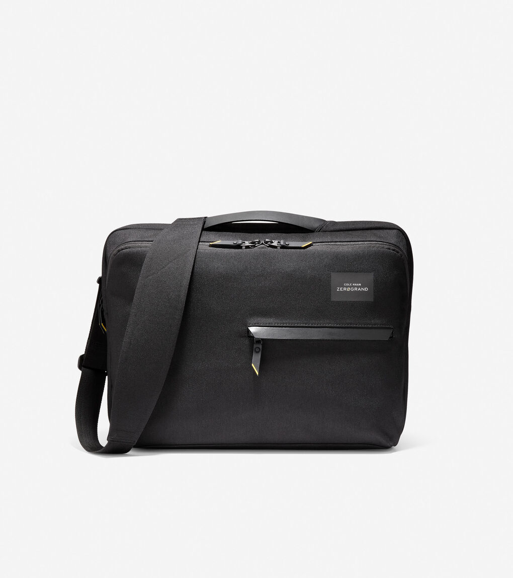 Mens ZERØGRAND Messenger Bag