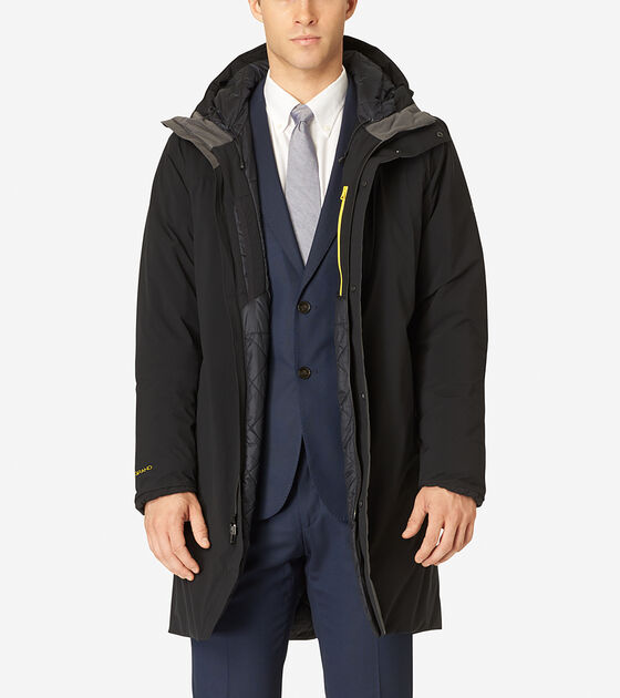 Accessories & Outerwear > ZERØGRAND Trench Coat