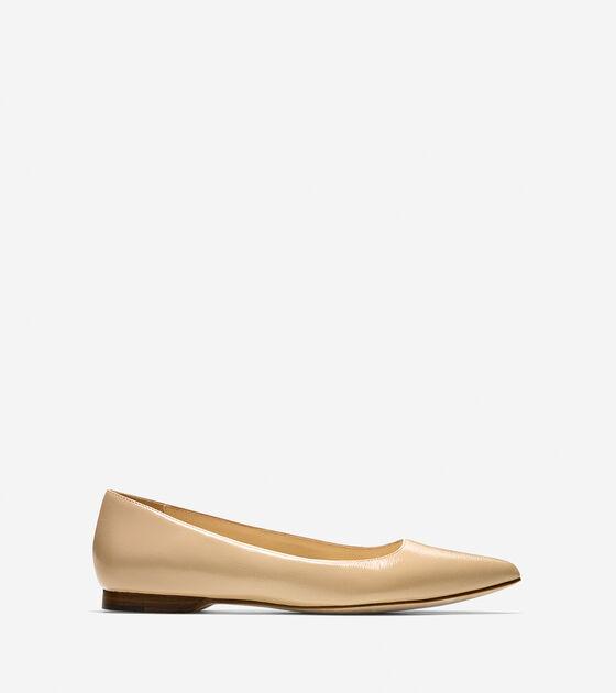 Shoes > Magnolia Skimmer Flat