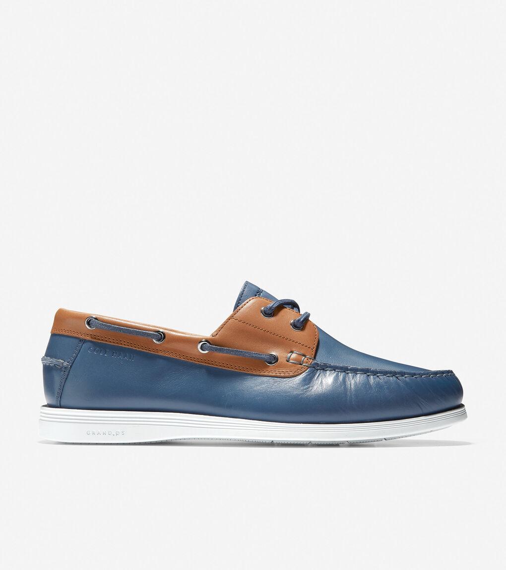 MENS Cornell 2 Eye Boat Shoe
