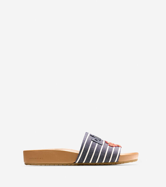 Shoes > Pinch Montauk Lobster Slide Sandal