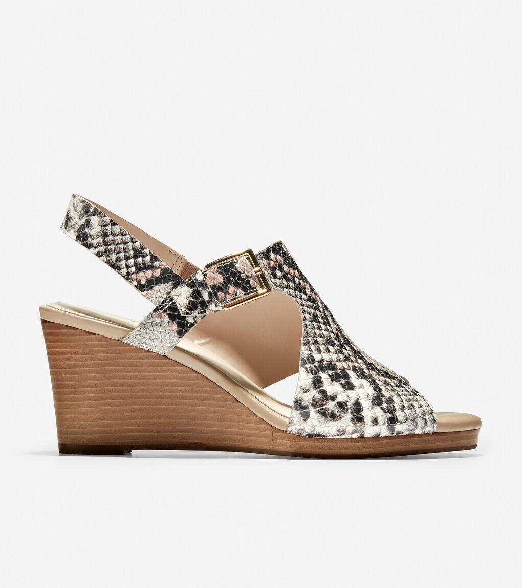 WOMENS Philomina Wedge Sandal