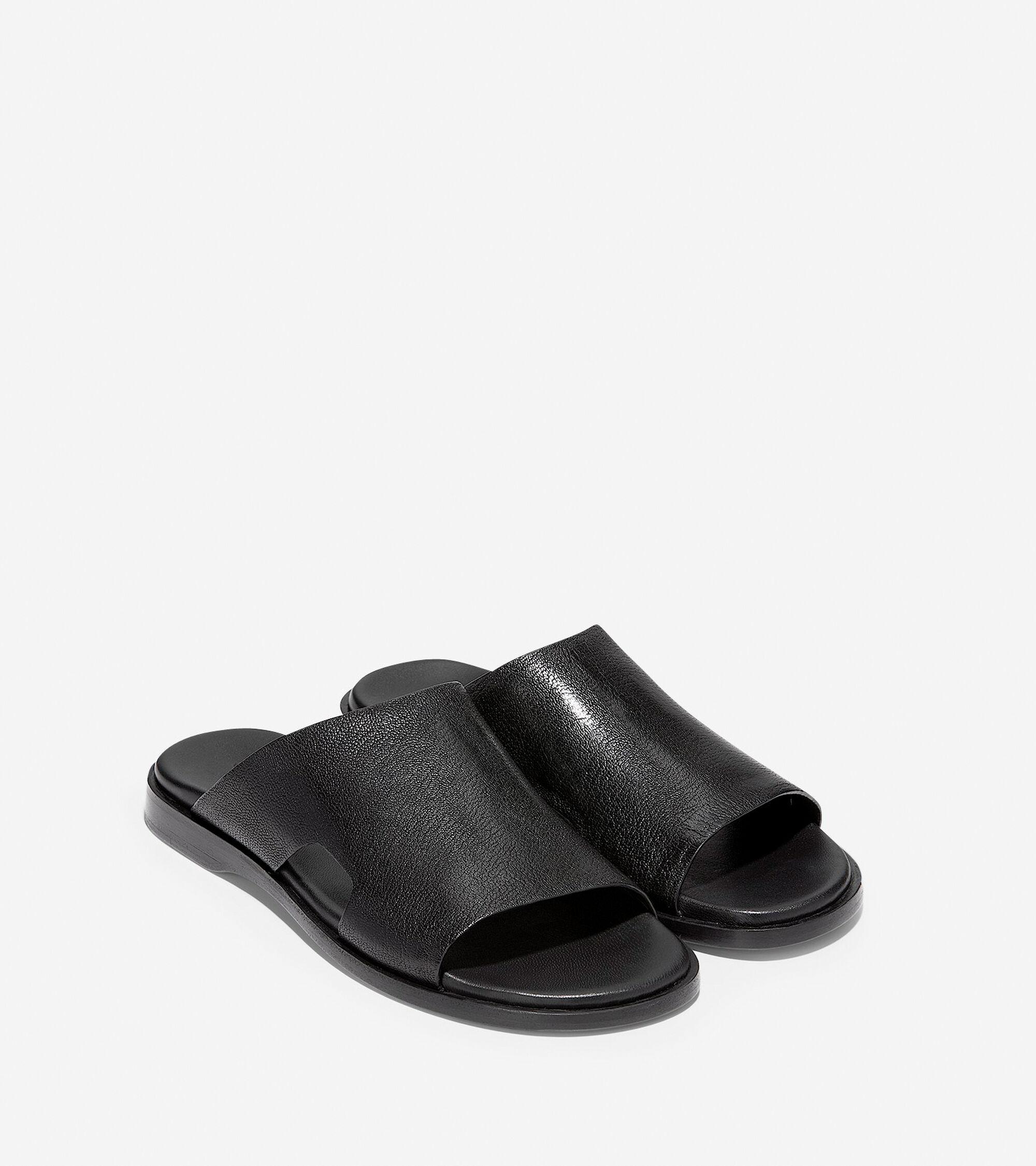 552ea99884f4 Men s Goldwyn Slide Sandals in Black