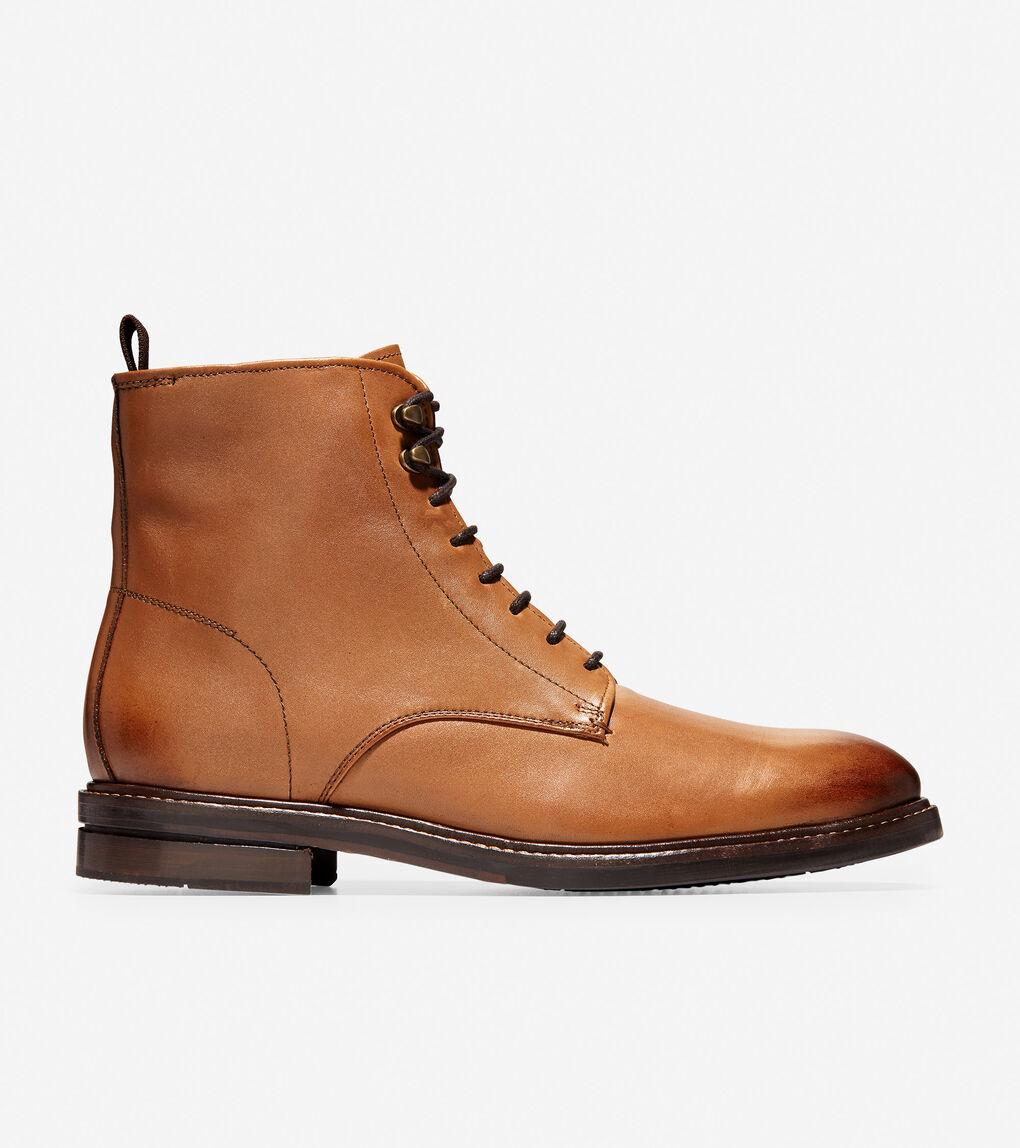 Mens Wagner Grand Plain Toe Boot