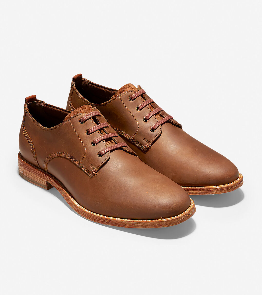 Mens Feathercraft Grand Blucher Oxford
