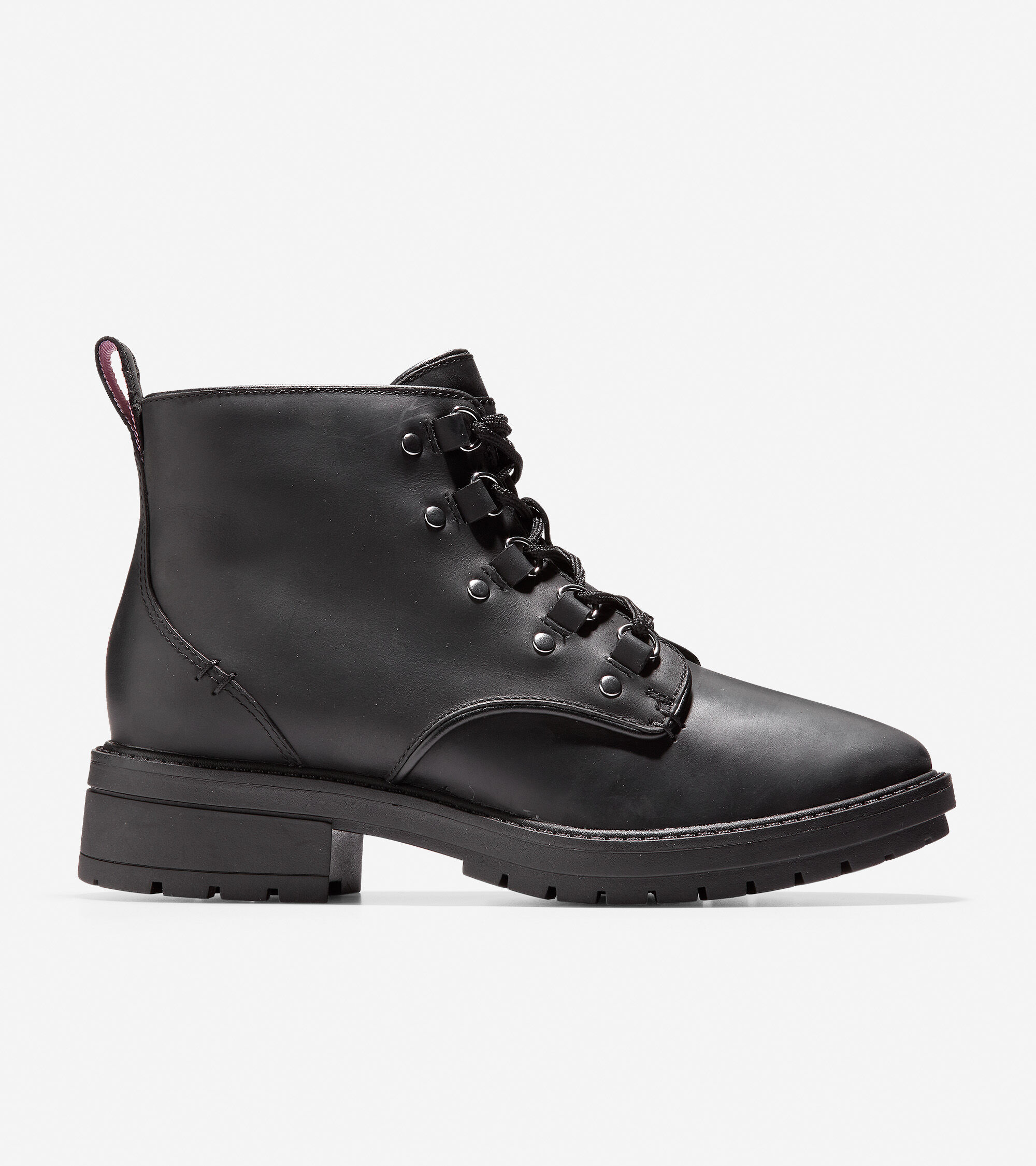 Cole Haan Women's Briana Grand Lace-up Waterproof Hiker Boot