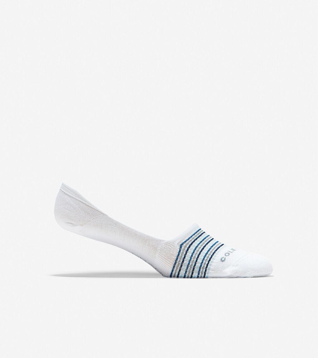 Mens Grand.ØS Multi-Stripe Sock Liner