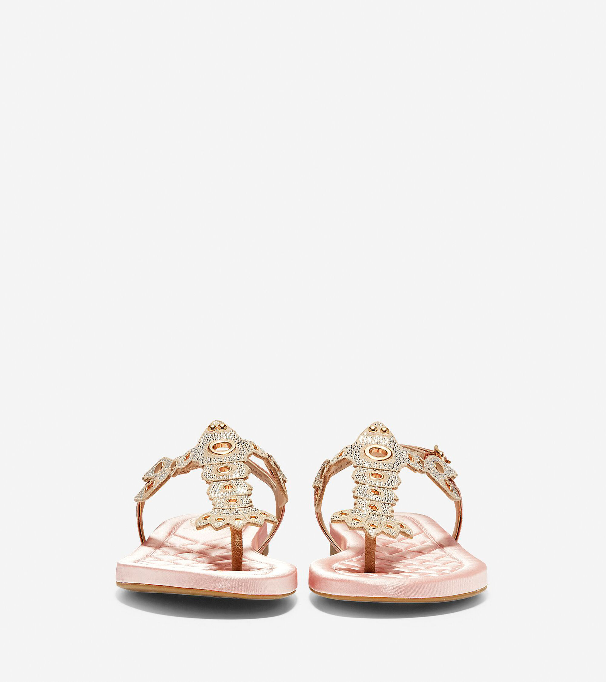 ca053c81f06 Women s Pinch Lobster Sandals in Coral Almond Satin